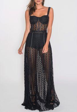 vestido-pasadina-longo-powerlook-preto