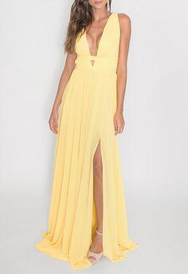 vestido-merilyn-longo-powerlook-amarelo