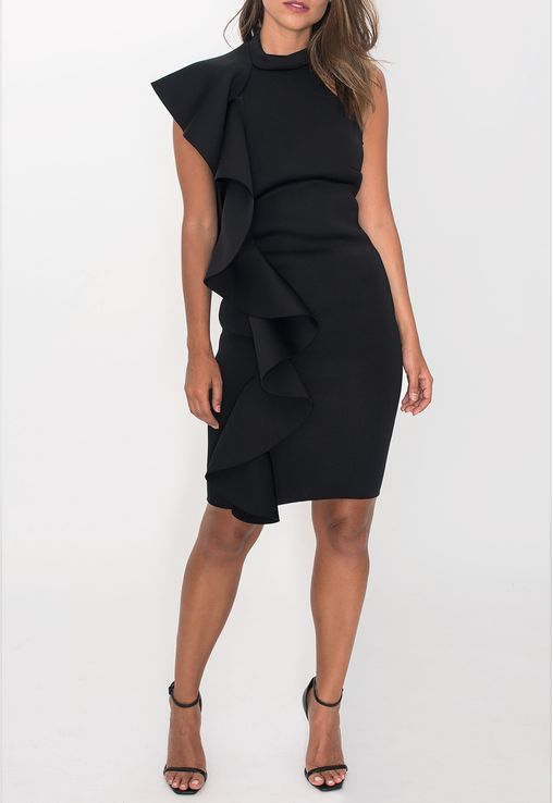 vestido-jodie-curto-powerlook-preto