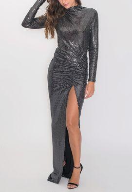 vestido-chelsea-longo-powerlook-prata