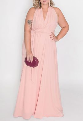 vestido-hadassa-longo-powerlook-rosa