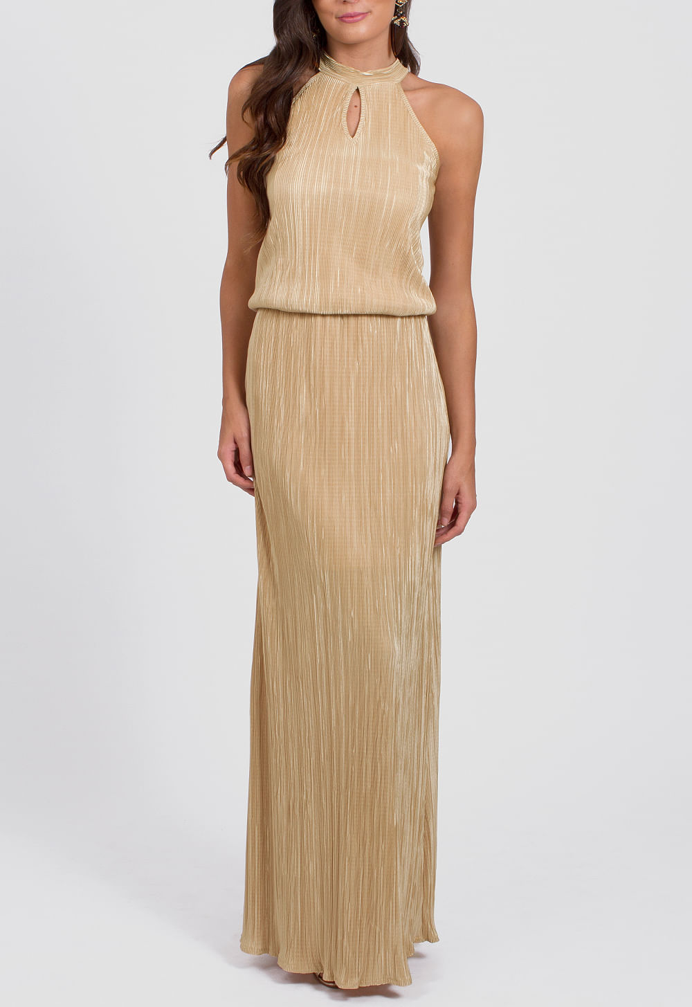 eb1dd1de8 vestido-tarsila-longo-todo-plissado-powerlook-dourado ...