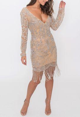 2fc115ab39 vestido-caserta-curto-bordado-e-franja-bege-e-