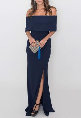 vestido-cloe-longo-powerlook-marinho