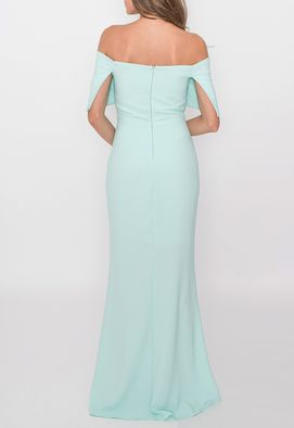 vestido-cloe-longo-powerlook-verde-menta