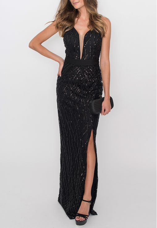 vestido-fiji-longo-bordado-e-fenda-powerlook-preto