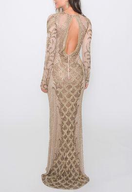 vestido-kelcia-longo-powerlook-dourado
