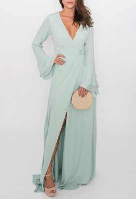 vestido-marie-longo-transpassado-powerlook-verde-menta