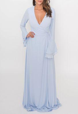 vestido-Marie-longo-transpassado-powerlook-azul-claro
