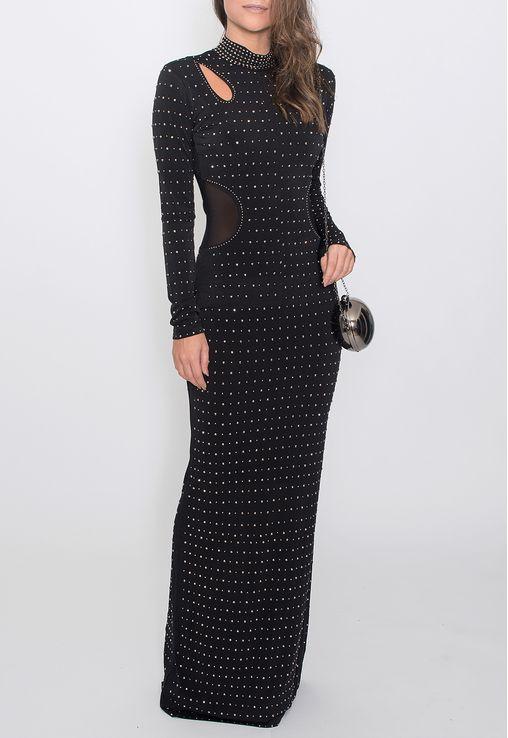 vestido-tirana-longo-de-manga-longa-powerlook-preto