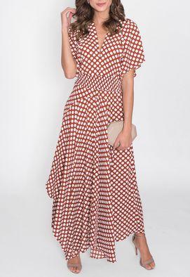 Vestido-Modena-midi-poa-vermelho