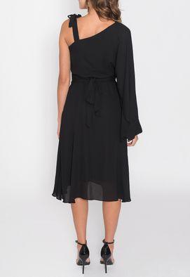 Vestido-Violeta-midi-com-um-ombro-so-PowerLook-preto