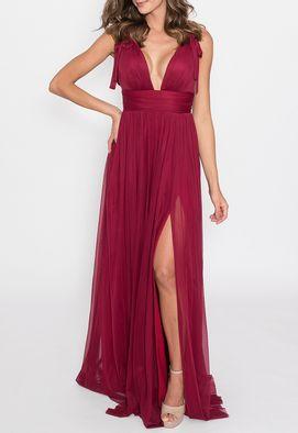 vestido-eldorado-longo-powerlook-marsala