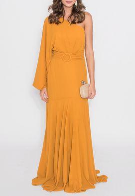 vestido-lenny-longo-powerlook-mostarda