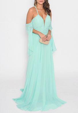 vestido-argentina-longo-powerlook-verde-menta