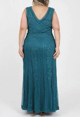 vestido-persia-longo-powerlook-azul-petroleo