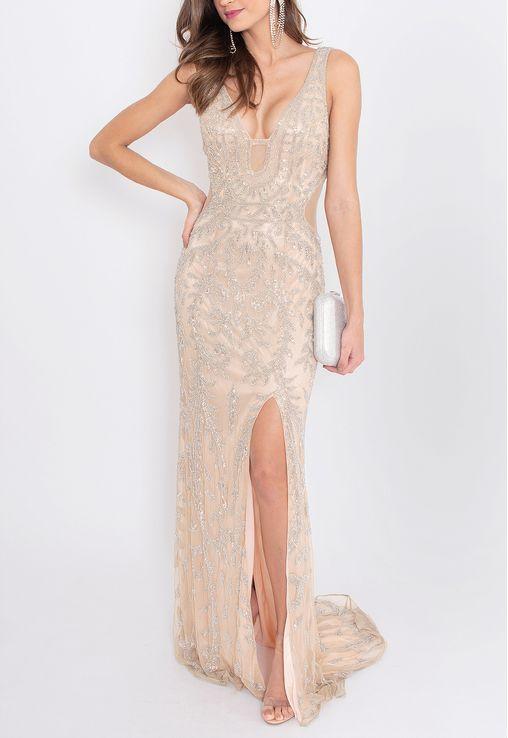 vestido-chandon-longo-powerlook-champanhe