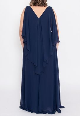 vestido-mafalda-longo-powerlook-marinho