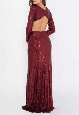 vestido-alamo-longo-powerlook-marsala
