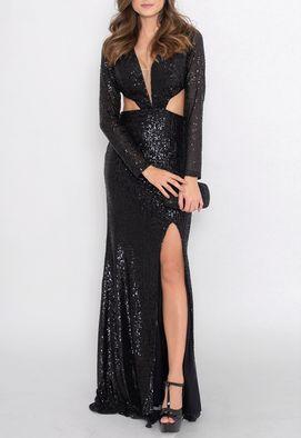 vestido-alamo-longo-powerlook-preto
