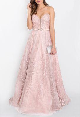 vestido-bibiana-longo-powerlook-rosa