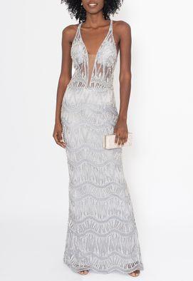 vestido-trudy-longo-powerlook-prata