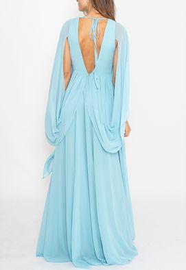 vestido-clarin-longo-powerlook-azul