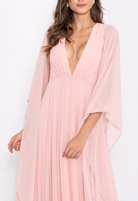 vestido-clarin-longo-powerlook-rosa