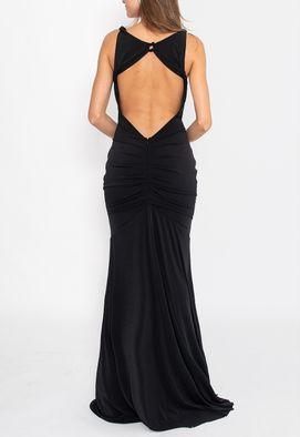 vestido-rochelle-longo-unity-seven-preto