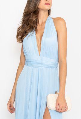 vestido-sana-longo-powerlook-azul
