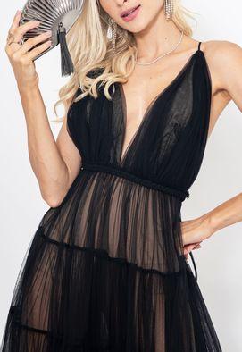 Vestido-Melissa-longo-Honoria---preto