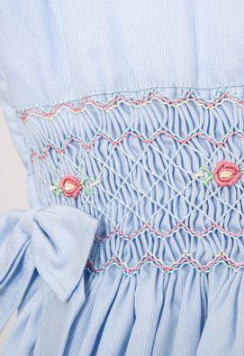Vestido-Gigi-infantil-Powerlook-azul