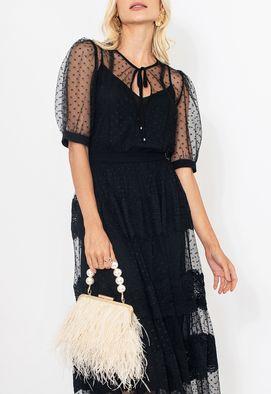 Vestido-Marieta-midi-Amissima-preto